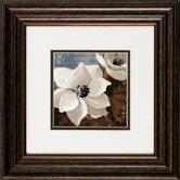 Magnolias I / II 2 Piece Framed Graphic Art Set (Set of 2)