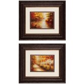 Autumn I / II Wall Art (Set of 2)