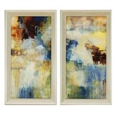 "Skyliner II by Hibberd Contemporary Art - 31"" x 17"" (Set of 2)"