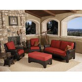 Santa Barbara Deep Seating Group with Cushions