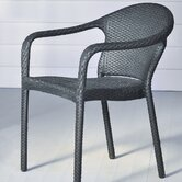 Caf&eacute; Stacking Dining Armchair