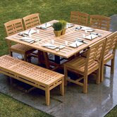 Kingsley-Bate Patio Tables