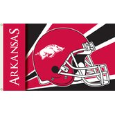 NCAA Helmet Design Traditional Flag