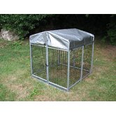 Folding Quick Kennel