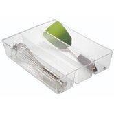 InterDesign Flatware & Kitchen Utensil Storage