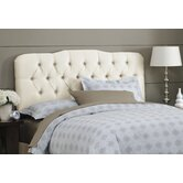 Tufted Arch Upholstered Headboard
