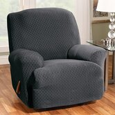 Stretch Stone Recliner Slipcover