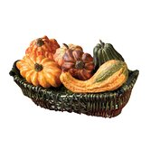 Six Piece Large Gourd Assortment Set