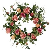20&quot; Rose Wreath