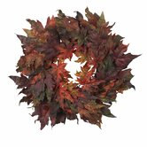 30&quot; Maple Leaf Wreath