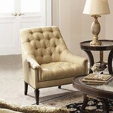 Classic Elegance Tufted Chair