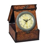 Daffodil In A Box Clock