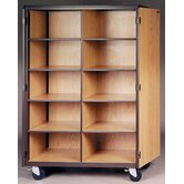 1000 Series Cubicle Storage Mobile Cabinet