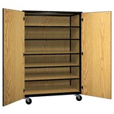 4000 Series General Storage Mobile Cabinet