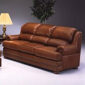 Charleston Leather Sofa