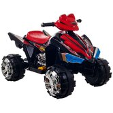 6V Pro Circuit Hero 4 Wheeler