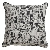 Utilitarian Linen Custo Accent Pillow