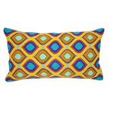 Carnaby Street Linen Mosaique Accent Pillow