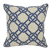 Seafarer Linen/ Cotton Catalina Accent Pillow