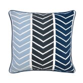 Urban Origami Cotton Yohji Decorative Pillow