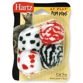 At Play Pom Poms Cat Toy