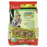 Nutrition Bonanza Cockatiel and Other Hookbill Gourmet Diet (4 Lbs)