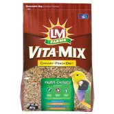 Vita-Mix Canary and Finch Diet Food - 2 lbs
