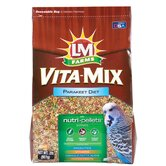 Vita-Mix Parakeet Diet Food - 2 lbs