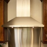 "10"" Wall Mounted Range Hood"