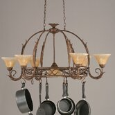 Toltec Lighting Pot Racks