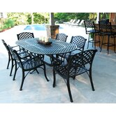 Crossweare 7 Piece Dining Set