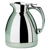 Hotello 1-Liter Stainless Steel Thermal Carafe