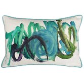 "13"" Fingerpaint Decorative Pillow"
