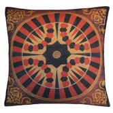 Roulette Gameboard Decorative Pillow