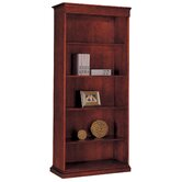 Del Mar 78&quot; H Left Hand Facing Bookcase