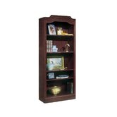 "Governor's 74"" H 5 Shelf Bookcase"