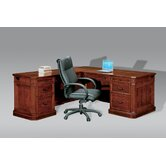 Arlington Executive Right L-Shape Desk