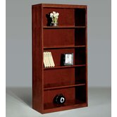 "Summit-Reed 72"" H Bookcase (Fully Assembled)"