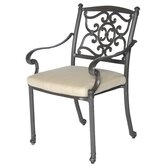 Kingston Dining Arm Chair with Cushion