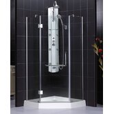 Neo Hinged Door Shower Enclosure