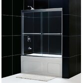 Duet Bypass Sliding Tub Door