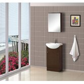 "18"" Floor Standing Modern Bathroom Vanity"