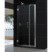 Unidoor Frameless Hinged Shower Door