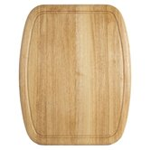 Luxe Grip Wood Cutting Board