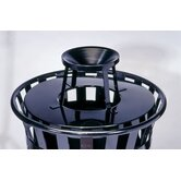 Stadium Series SMB Ash Urn Top for 36 Gallon Unit