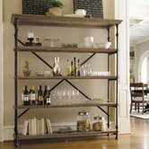Universal Furniture Decorative Shelving