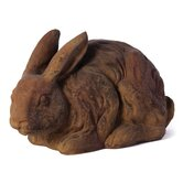 Animals Countryside Rabbit Statue