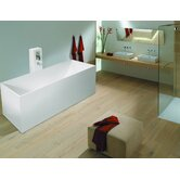 PureScape 624M Freestanding AquaStone™ Bathtub