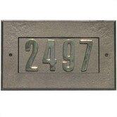 Qualarc Address Plaques & Lettering