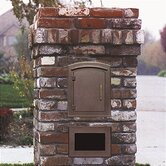Qualarc Column Mounted Mailboxes